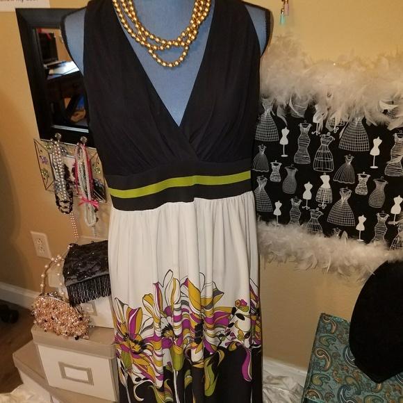 Evan Picone Dresses & Skirts - Evan Picone Multi-colored Dress